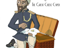 Great Cheese Caper – character study
