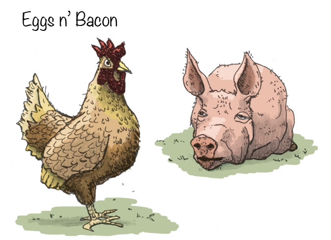 eggsnbacon